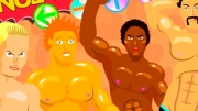 Beefcake Dance Party porn game
